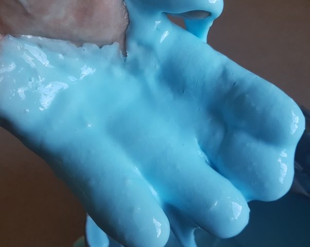 How to make slime with boric acid