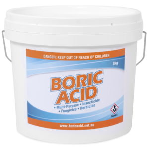 8kg pail of boric acid